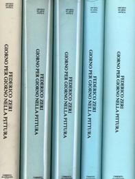 Giorno per giorno nella pittura. 5 volumi: Zeri Federico