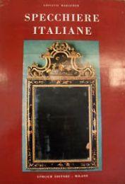 Specchiere italiane e cornici da specchio, dal: Mariacher Giovanni