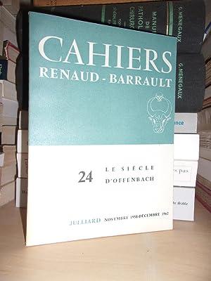 Cahiers Renaud-Barrault - N°24 - Nov. 1958-Déc.