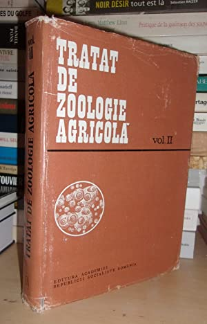 TRATAT DE ZOOLOGIE AGRICOLA - DAUNATORII PLANTELOR CULTIVATE - Vol.2 : Insecta, Collembola, Ortho...