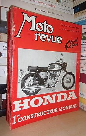 Moto Revue N°1854 : Octobre 1967. 55e: Collectif