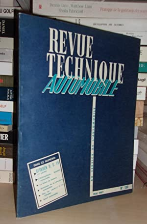 Revue Technique Automobile - (R.T.A.) - N°133: Collectif