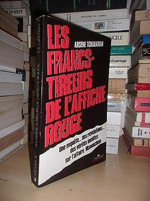 Les Francs-Tireurs De L'affiche Rouge : Une: Arsène Tchakarian