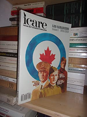 ICARE N°120 : Les Canadiens 1914-1918