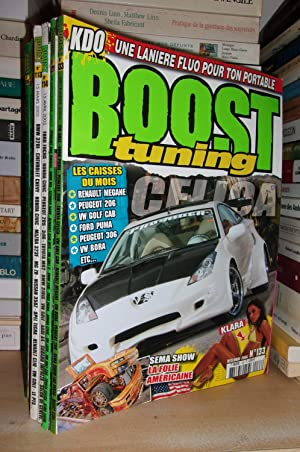 Boost Tuning - N°133 - 15 Déc 2006