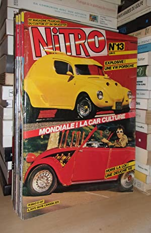 Nitro N°13 - Juin 1982 : Exclusive Une Vw Porsche - Mondiale La Care Culture