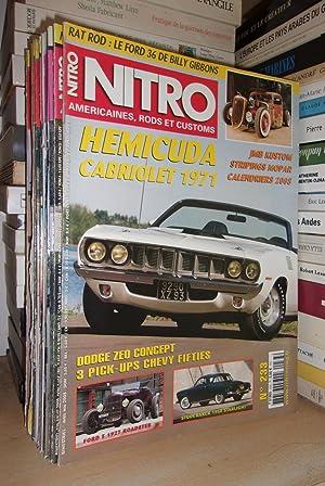 Nitro N°233 - Avril-Mai 2008 : Hemicuda: Collectif
