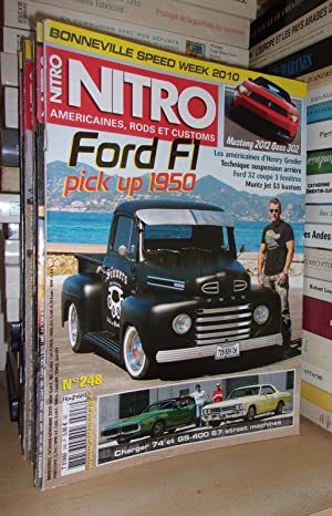 Nitro N°248 - Octobre-Novembre 2010 : Ford F1 Pick Up 1950