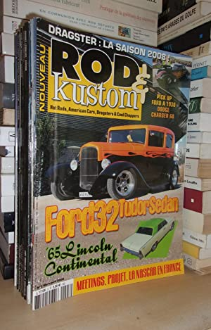 Rod & Kustom Magazine - N°3 - Mars-Avril 2008 : Ford 32 Tudor Sedan