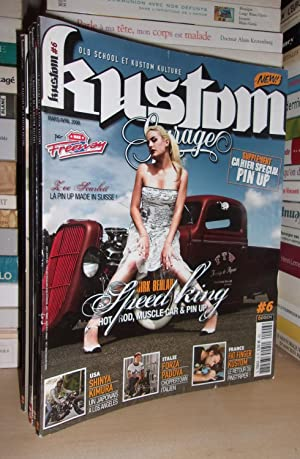 Kustom Garage N° 6 : Dirk Behlau Speed King