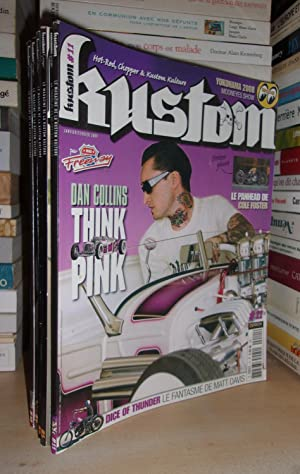 Kustom Garage N° 11 : Dan Collins Think Pink