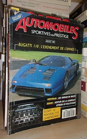 Automobiles Sportives et De Prestige N°23 -: Collectif