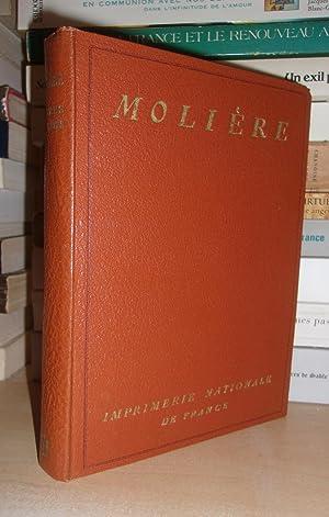 Oeuvres Complètes - T.1 : Avant-Propos, Molière,: Molière (Jean-Baptiste Poquelin)