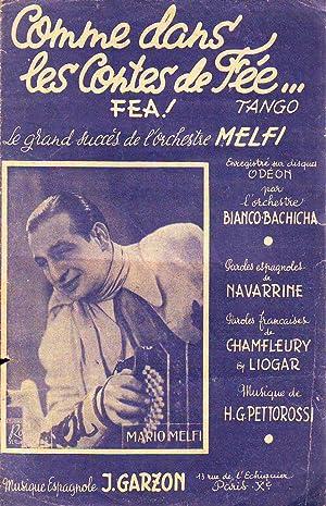 Comme Dans Les Contes De Fée -: Collectif (Orchestre Bianco