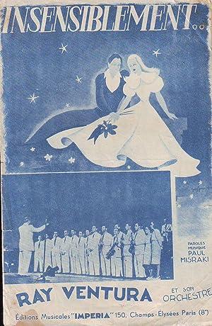 Insensiblement : Ray Ventura et Son Orchestre: Collectif (Ventura -
