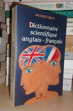 DICTIONNAIRE SCIENTIFIQUE ANGLAIS-FRANCAIS
