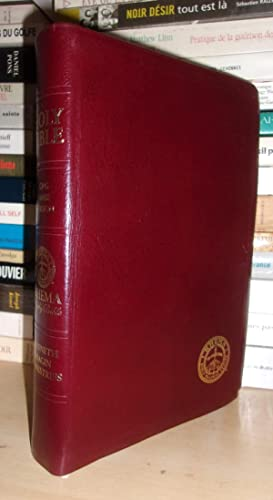 Holy Bible - Rhema Study Bible : Collectif