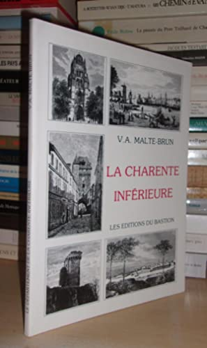 LE DEPARTEMENT DE LA CHARENTE INFERIEURE