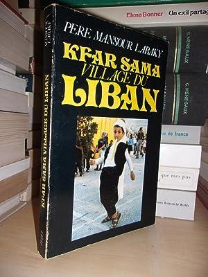 Kfar Sama - Village Du Liban: Père Mansour Labaky