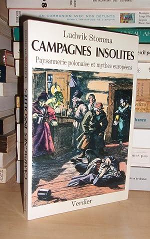 Campagnes Insolites : Paysannerie Polonaise et Mythes: Stomma Ludwik