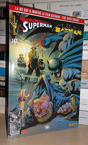 SUPER & BATMAN N°10