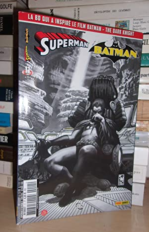 SUPER & BATMAN N°11