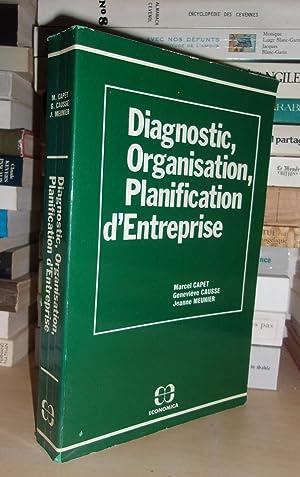 Diagnostic, Organisation, Planification d'Entreprise: Marcel Capet -