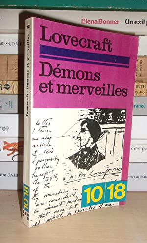 DEMONS ET MERVEILLES : Introduction De Jacques Bergier