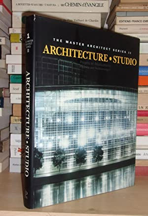 ARCHITECTURE STUDIO : The Master Architect Series II : Projets et Réalisations / Projekte Und Rea...