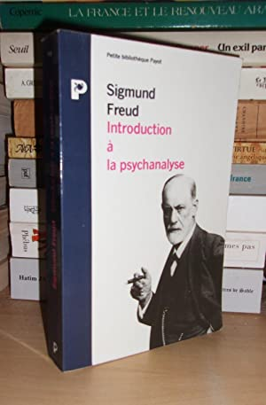 INTRODUCTION A LA PSYCHANALYSE