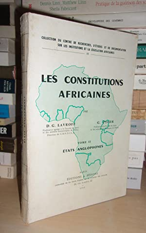 LES CONSTITUTIONS AFRICAINES - T.2 : Etats Anglophones