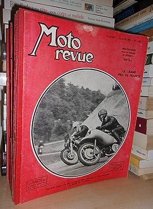 Moto Revue N°1149: 22 Août 1953. 41e: Collectif
