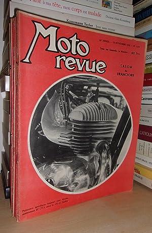 Moto Revue N°1314: 10 Novembre 1956. 44e: Collectif