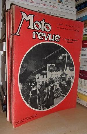 Moto Revue N°1312: 27 Octobre 1956. 44e: Collectif