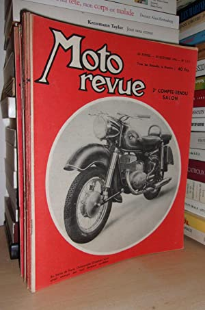 Moto Revue N°1311: 20 Octobre 1956. 44e: Collectif