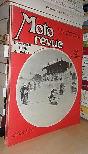 Moto Revue N°1464: 7 Novembre 1959. 47e: Collectif