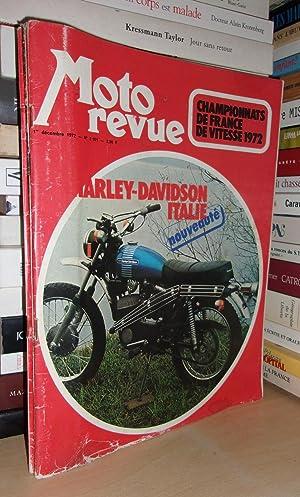 Moto Revue N°2101: 1er Décembre 1972. (Harley: Collectif