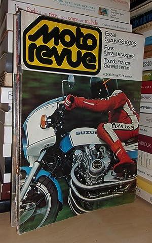 Moto Revue N°2416: 31 Mai 1979. (Essai: Collectif