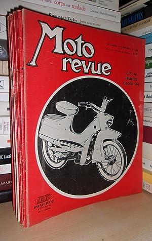Moto Revue N°1595: 9 Juin 1962. 50e: Collectif