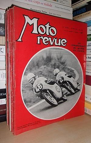 Moto Revue N°1593: 26 Mai 1962. 50e: Collectif