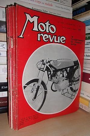 Moto Revue N°1575: 20 Janvier 1962. 50e: Collectif