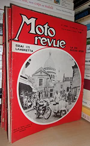 Moto Revue N°1539: 29 Avril 1961. 49e: Collectif