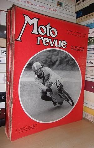 Moto Revue N°1686: 11 Avril 1964. 52e Année. (La Bultaco D'Anscheidt): Collectif