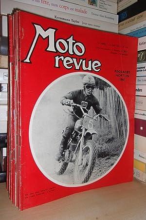 Moto Revue N° 1741: 22 Mai 1965. 53e Année. (Réglage Norton 1965)