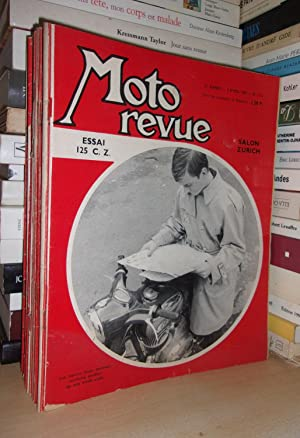 Moto Revue N°1734: 3 Avril 1965. 53e: Collectif