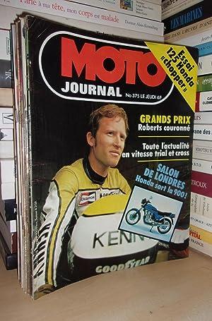 Moto Journal N°375: 1978. (Essai 125 Honda: Collectif