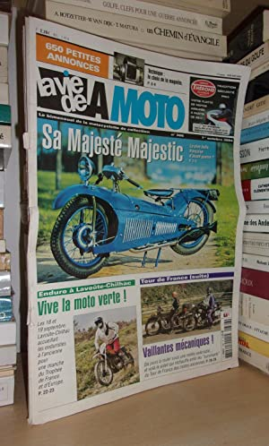 La Vie De La Moto - N°366: Collectif