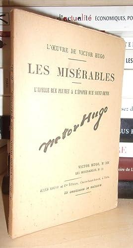 L'Oeuvre De Victor Hugo - T.201 : Hugo Victor