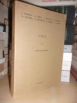 IDEA - T.1 : Livre Du Maître: L. Henrion -