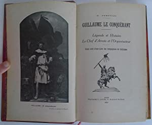 Guillaume Le Conquérant, Légende et Histoire. Conspiration des barons normands contre...